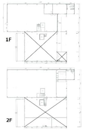 中原築地様事務所付き倉庫