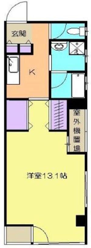 Aフラット 5A号室